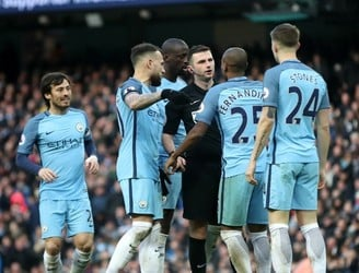 Man City accept charge from FA