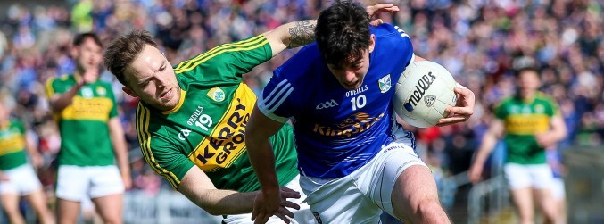 "Cavan's Mattie McGlennan: ""We've come along way"""