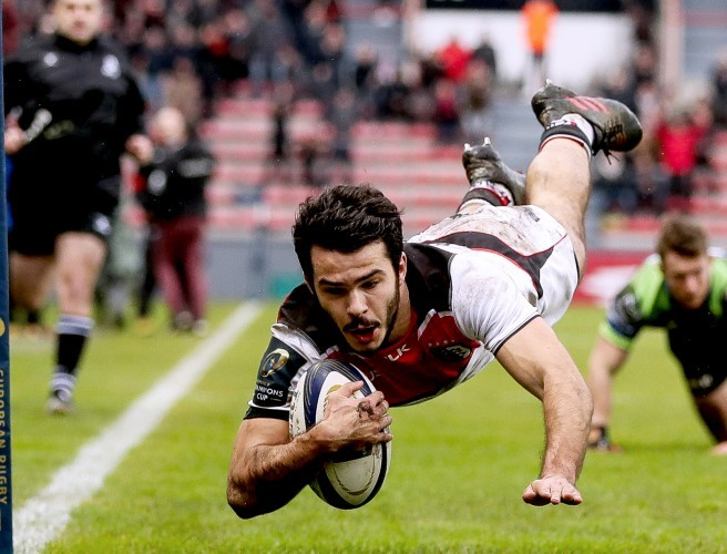 Toulouse struggling ahead of trip to Munster