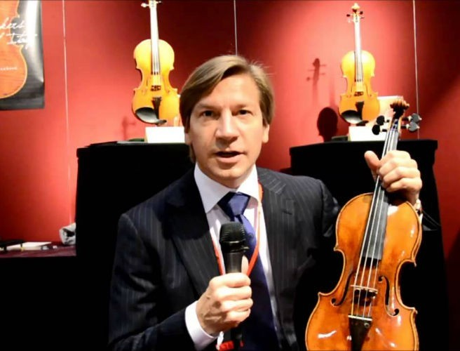 Why is the Stradivarius violin so expensive?