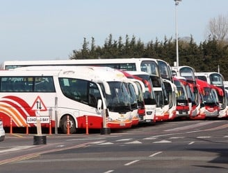 Warning of potential wider transport disruption during Bus Éireann protest