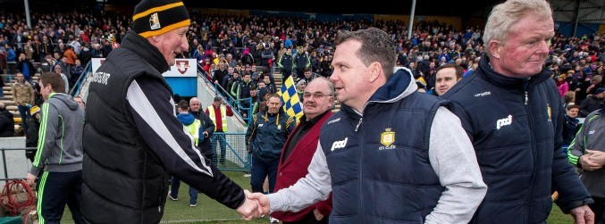 Is Davy Fitzgerald finally closing the gap on Brian Cody?