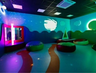 Shannon Airport's New Sensory Room