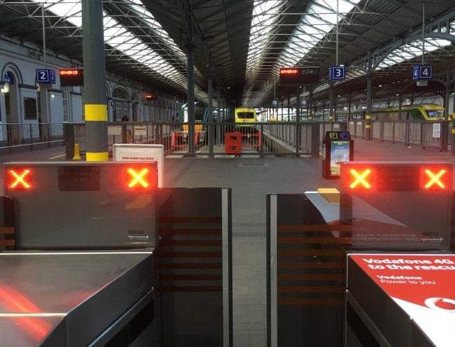 Union warns rail strike looms over pay claim