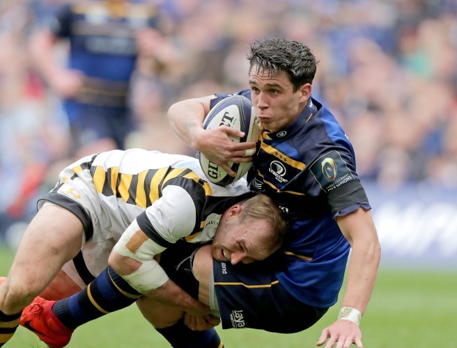 Leinster, Joey Carbery, Wasps, Dan Robson