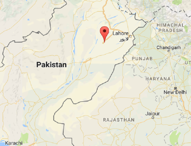20 people murdered at shrine in Pakistan