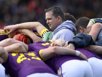 Liam Griffin: Davy Fitzgerald and Wexford a match made in heaven