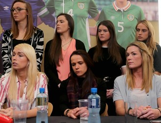 Women's National Team demand improvements from FAI