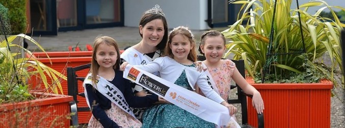 Rose of Tralee are looking for 'Rosebuds' aged 6 to 10