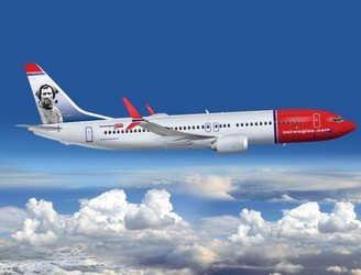 Norwegian Air puts Tom Crean on its Irish planes
