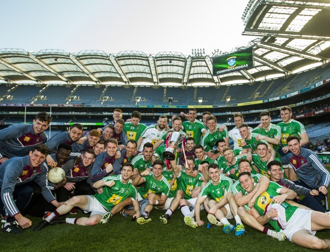 GALLERY: Westmeath capture Division four football title