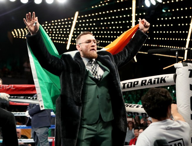Conor McGregor apologises for sparking Bellator 187 controversy