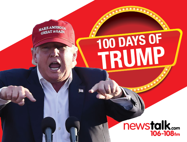 100 Days of Trump: Newstalk hits the road in the US hearing from those at the frontline