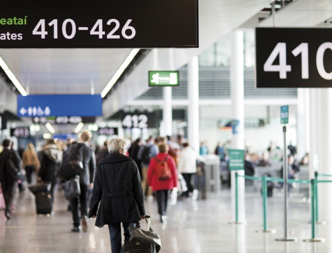 Dublin slips back in new European airport rankings