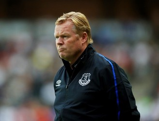 Ronald Koeman travels to Donegal to meet Seamus Coleman