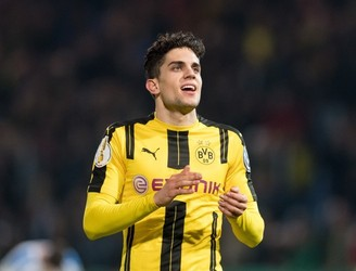 Marc Bartra out for four weeks after Dortmund bus attack