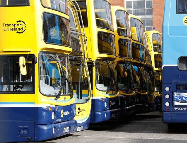 English firm chosen to operate 10% of Dublin Bus routes
