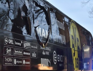 Borussia Dortmund bus attack suspect 'was Islamic State fighter'