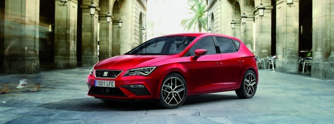 SEAT enters the style stakes with new LEON