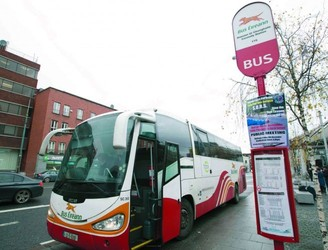 Most Bus Éireann services running as normal today