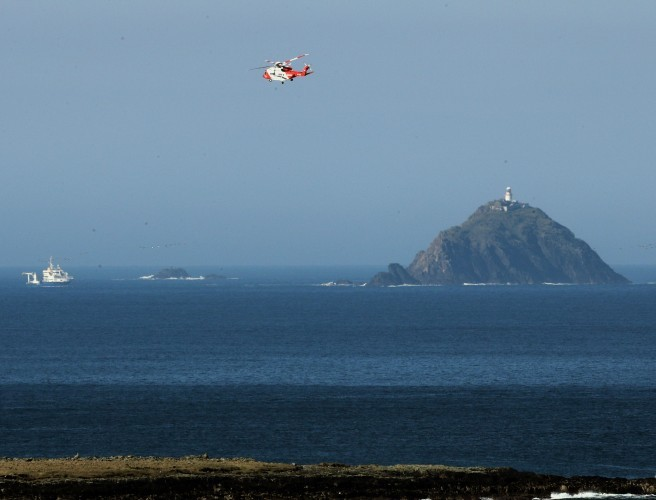New search for Rescue 116 crew members delayed