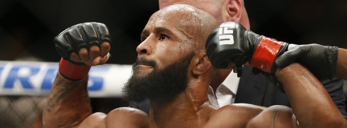 Demetrious Johnson on the verge of history as he hunts Anderson Silva's UFC record