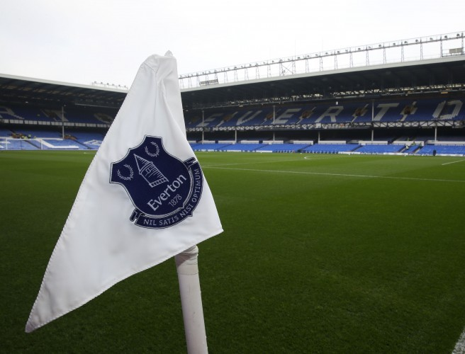 Everton ban The Sun newspaper from Goodison Park