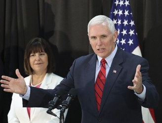 Pence reaffirms US relations with South Korea