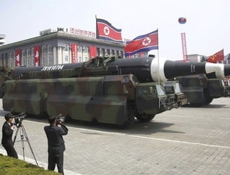 North Korea threatens weekly missile tests