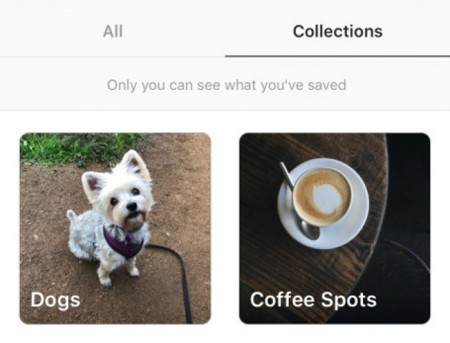 Is Instagram going after Pinterest now too?
