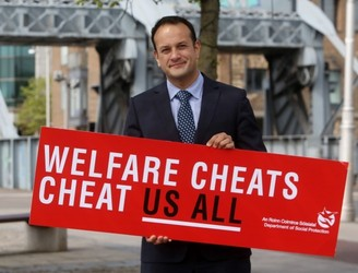 Varadkar launches new campaign to tackle welfare cheats
