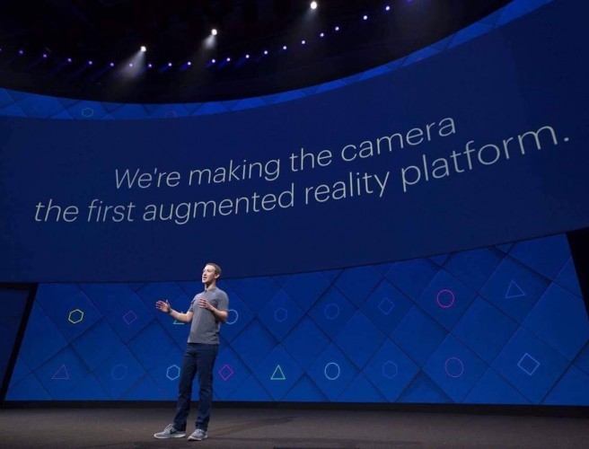 Facebook unveil ambitious plan to bring augmented reality into your daily life