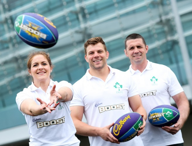 First #BoostYourAwareness Touch Rugby Blitz to take place on May 19th