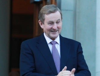 Enda Kenny becomes longest serving Fine Gael Taoiseach