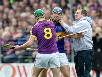 Davy Fitzgerald handed eight-week ban