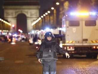 Terror probe launched following police shooting in Paris
