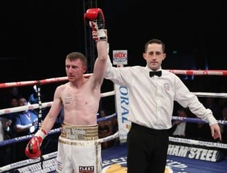 Paddy Barnes to fight for European title