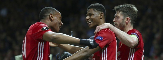 Manchester United face Spanish opposition in Europa League