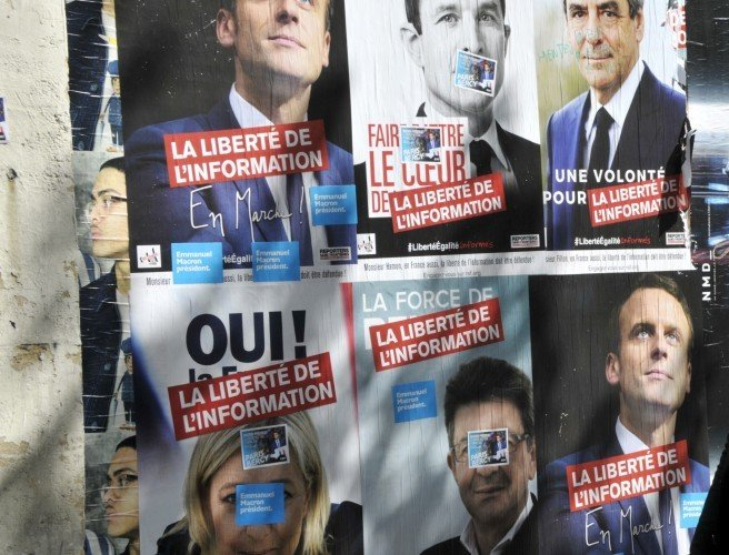 A primer for this weekend's French presidential election