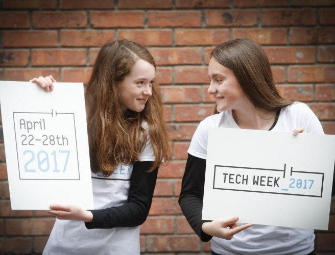 Tech Week gets underway this Saturday