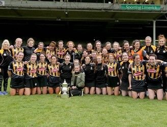 Aisling Dunphy admits Kilkenny had to dig deep for camogie league title