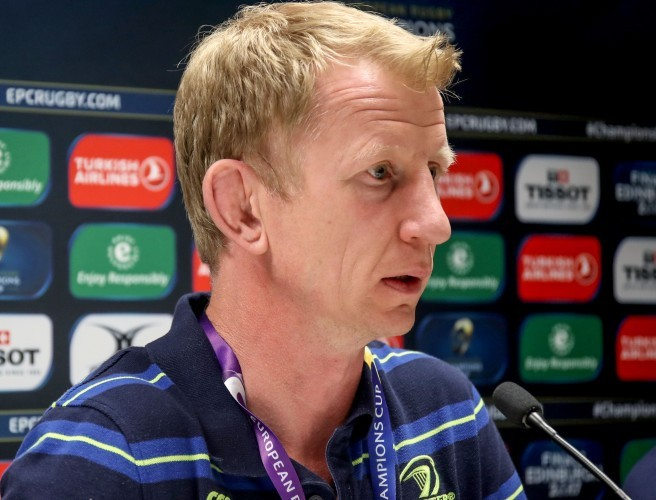 Leo Cullen: They capitalised on our mistakes