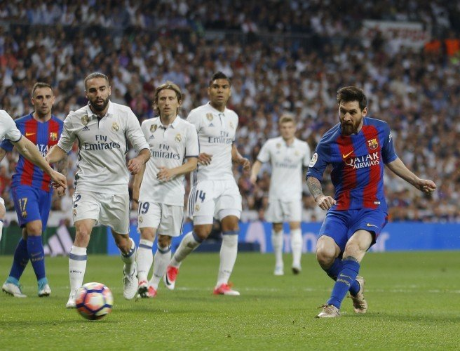 Barcelona win El Clasico as Lionel Messi marvels