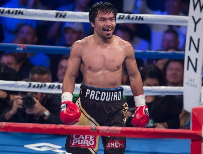 Manny Pacquiao insists he's not finished with boxing yet