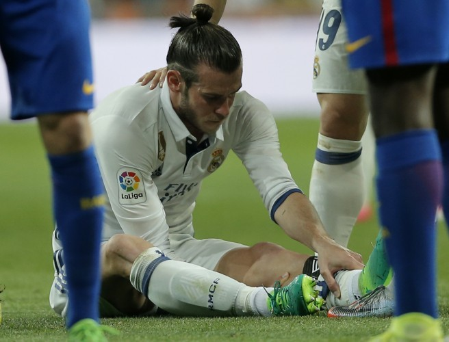 Gareth Bale likely to miss Champions League semi-final