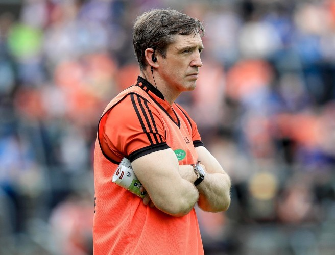Reports: Kieran McGeeney handed 12-week ban