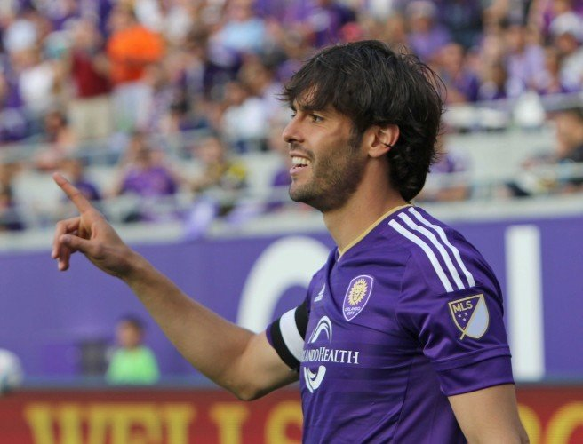 Kaka tops MLS high-earners