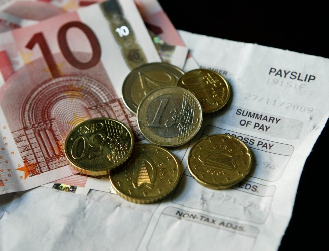 Here's how much the average Irish worker earns