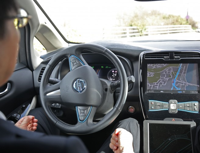 Where are we at with driverless cars?