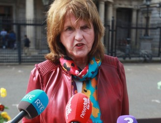 "Burton felt she was ""running for her life"" during Jobstown protest, court hears"